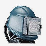 Protective suits, masks and helmets